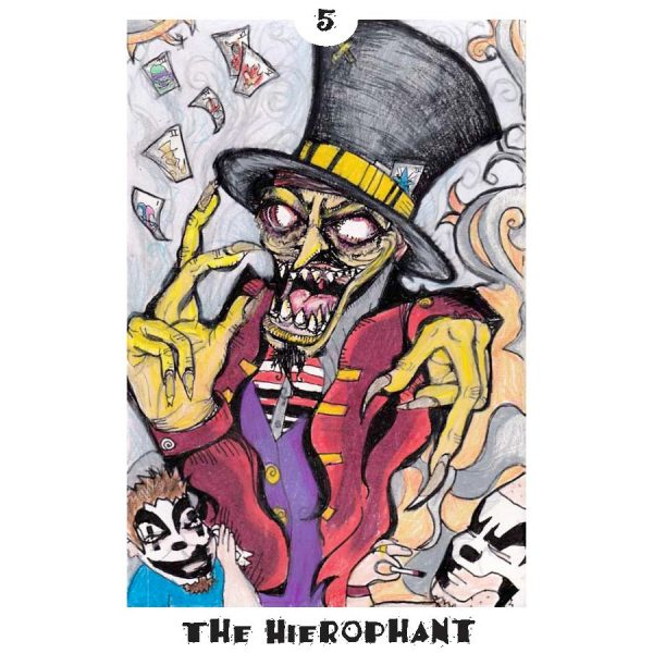 Dark Carnival Tarot