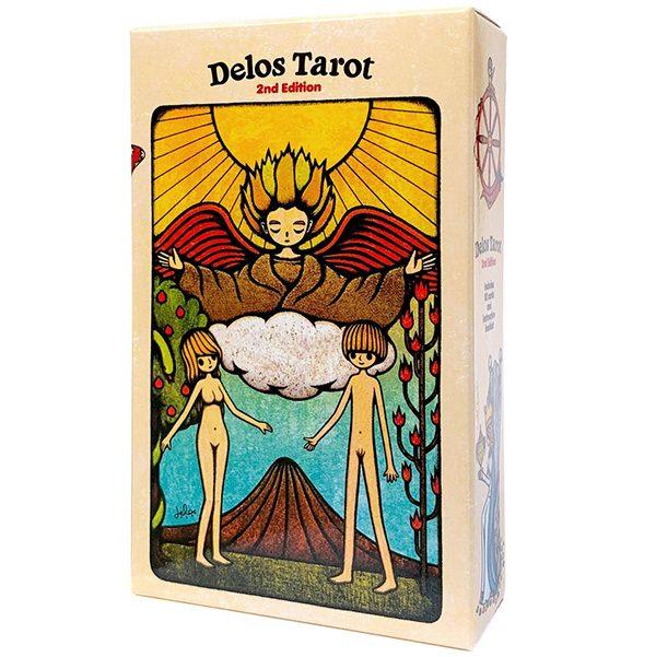 Delos Tarot (2nd Edition)