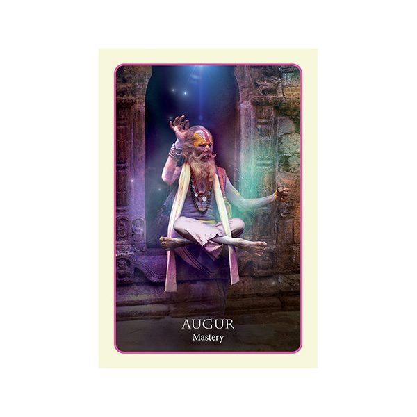 Divination of the Ancients Oracle Cards