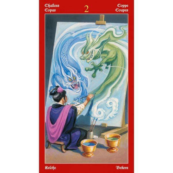 Dragons Tarot