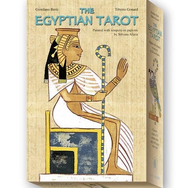 Egyptian Tarot - Bookset Edition