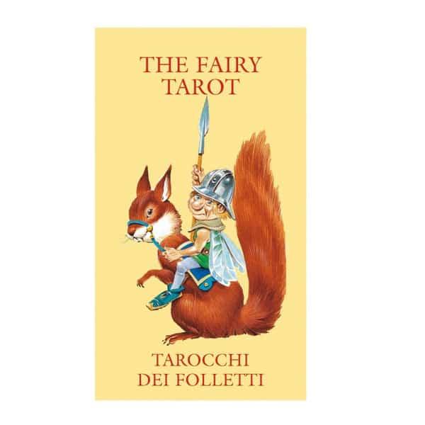 Fairy Tarot - Pocket Edition