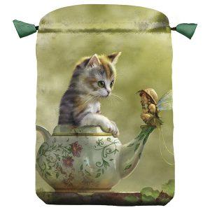 Túi Tarot Fantasy Cat