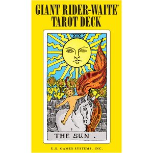 Rider-Waite Tarot - Giant Edition
