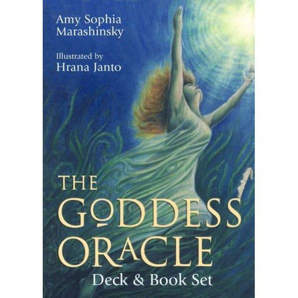Goddess Oracle Deck/Book Set
