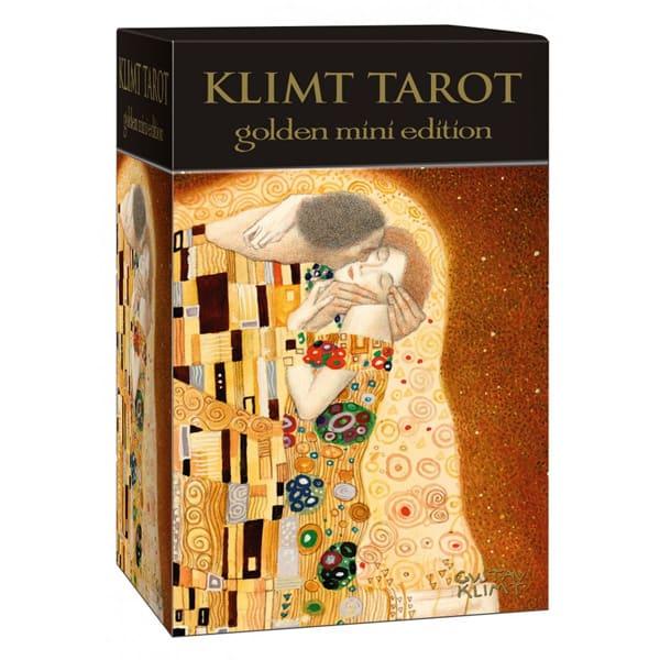 Golden Tarot of Klimt - Pocket Edition