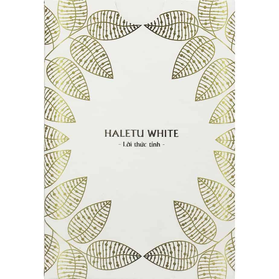 Haletu White
