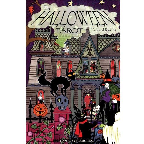 Halloween Tarot - Bookset Edition