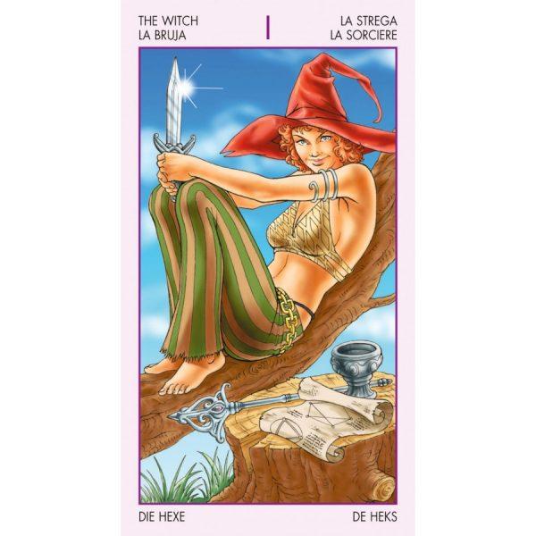 Hip Witch Tarot