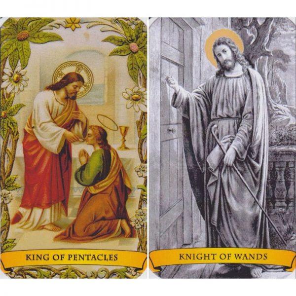 Holy Card Tarot