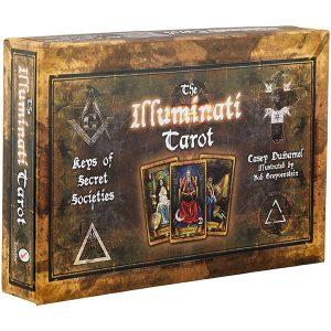 Illuminati Tarot (Schiffer)