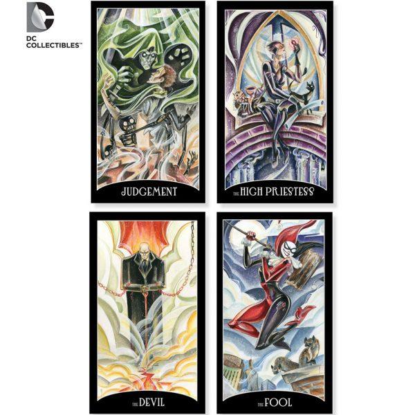 Justice League Tarot