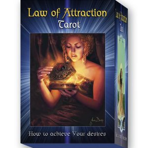 Law of Attraction Tarot - Bookset Edition