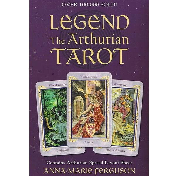 Legend: The Arthurian Tarot - Bookset Edition