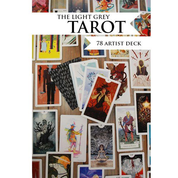 Light Grey Tarot
