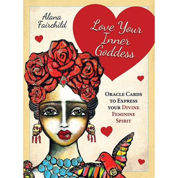 Love Your Inner Goddess Oracle