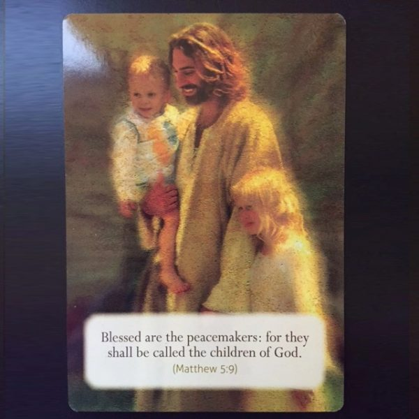 Loving Words from Jesus Cards