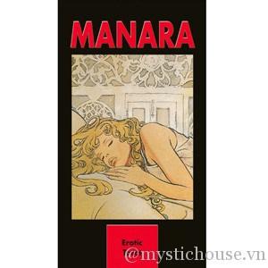 Manara: Erotic Tarot