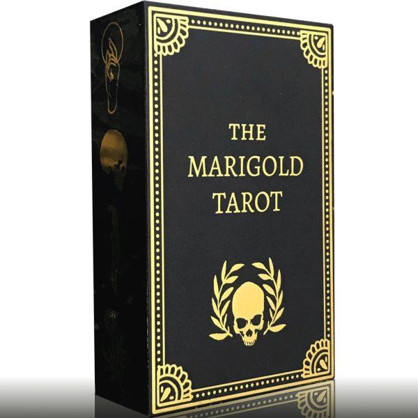 Marigold Tarot (Bản Classic Không Mạ Cạnh)