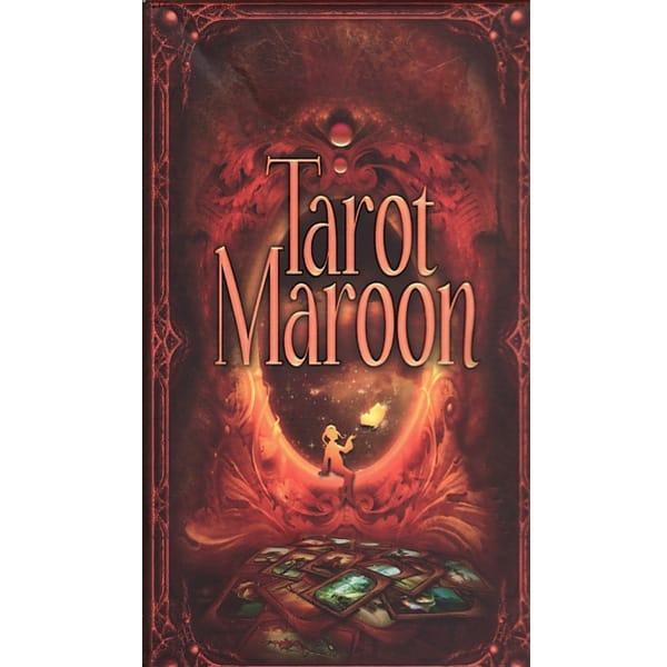 Maroon Tarot