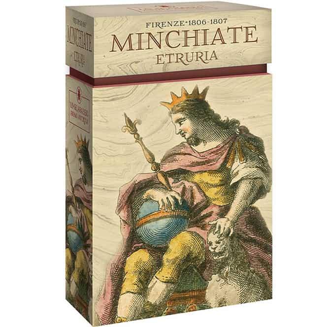 Minchiate Etruria Limited Edition