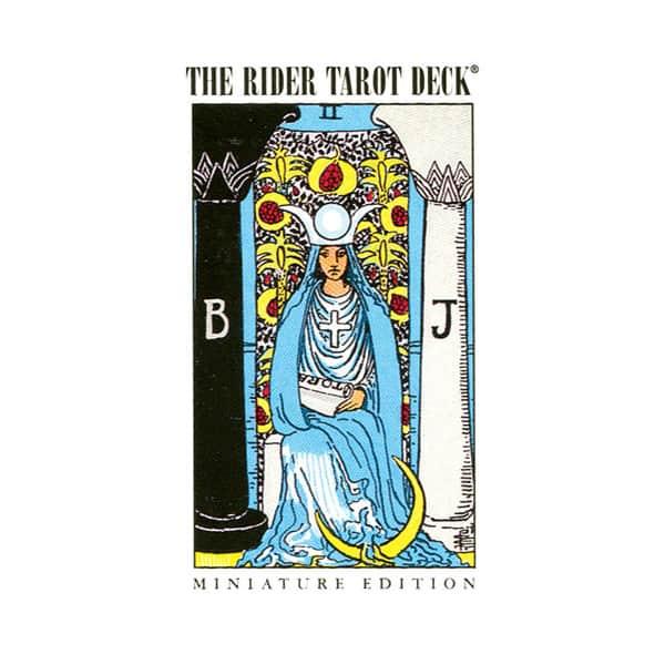 Rider-Waite Tarot - Miniature Edition