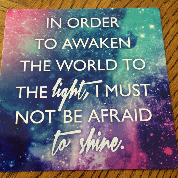 Miracles Now Affirmation Cards