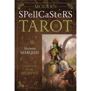 Modern Spellcaster's Tarot