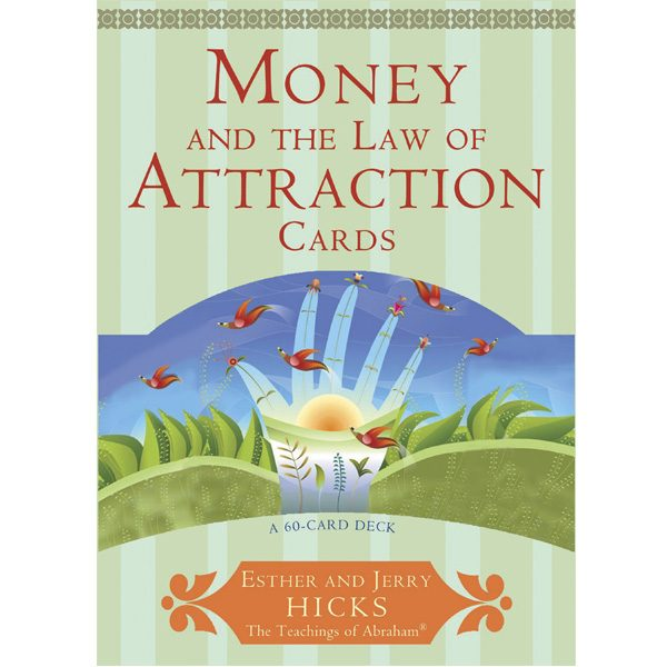 Law Of Attraction Cards