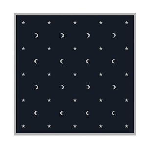 Khăn Trải Bài Tarot Moons & Stars