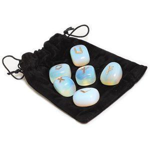 Bộ Đá Runes Moonstone