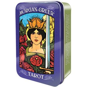 Morgan-greer Tarot - Tin Edition