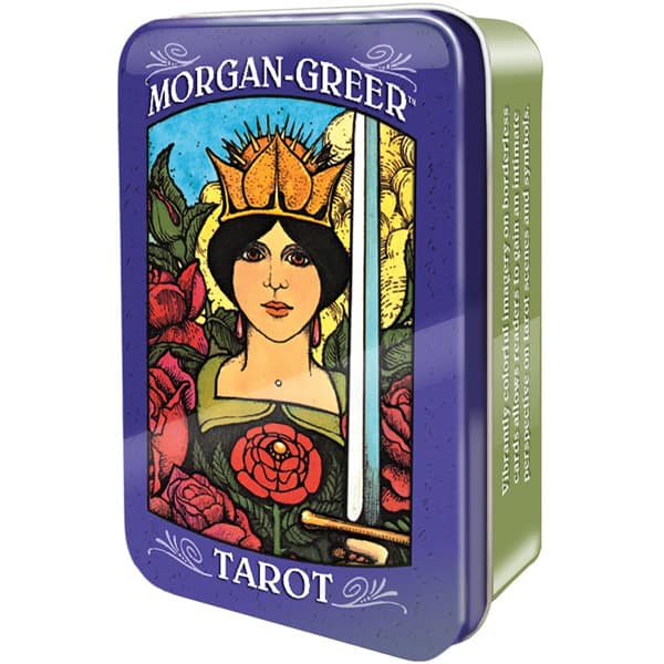 Morgan-greer Tarot - Tin Edition