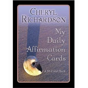 My Daily Affirmation Cards