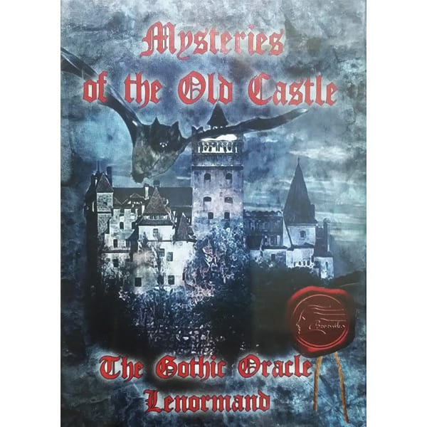 Mysteries of The Old Castle - The Gothic Lenormand Oracle