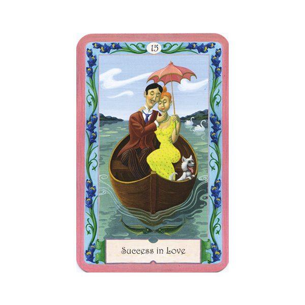 Mystical Kipper Fortune Telling Cards