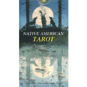 Native American Tarot - Lo Scarabeo