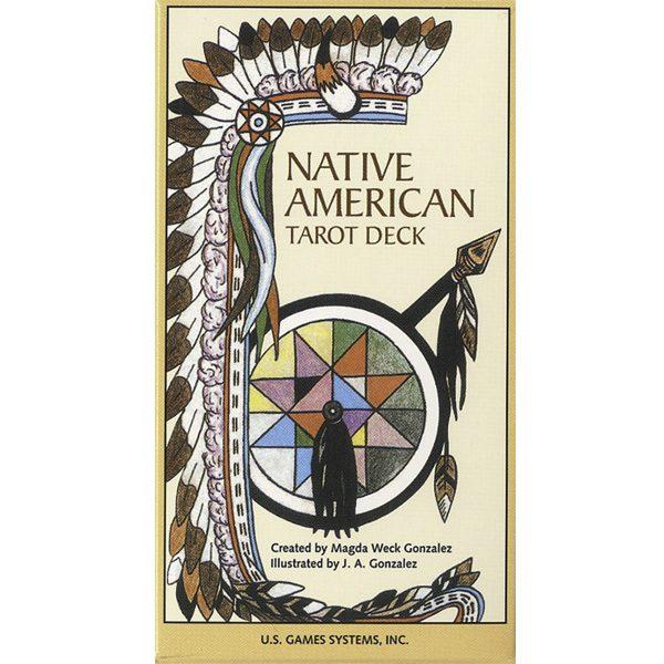 Native American Tarot - US Games