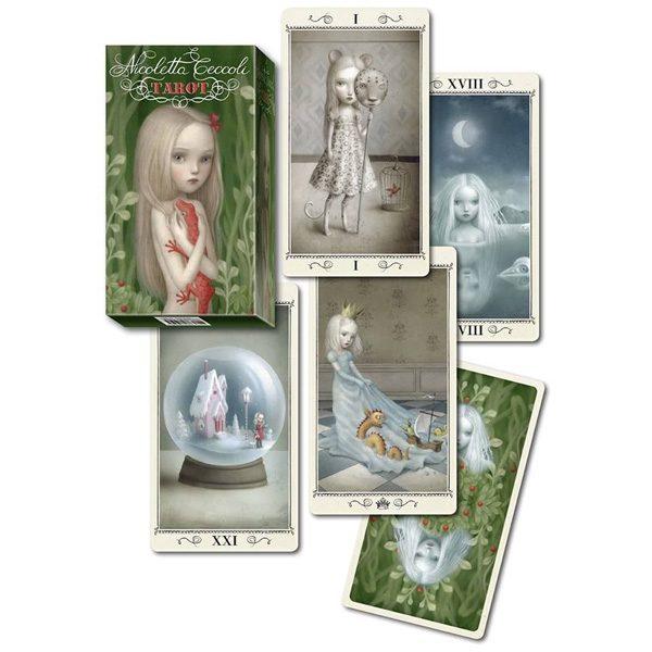 Nicoletta Ceccoli Tarot - Pocket Edition