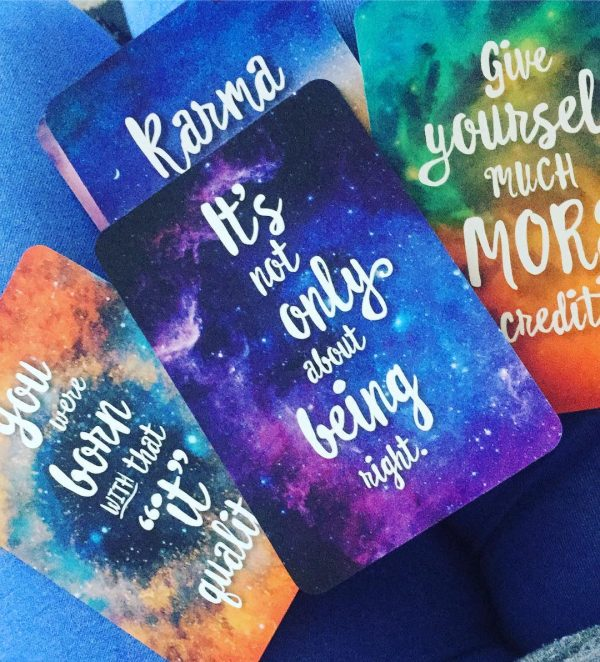 Notes from the Universe on Love and Connection Cards