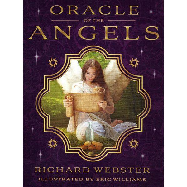 Oracle of Angels (Llewellyn)
