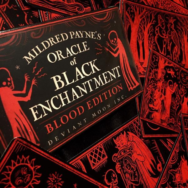 Mildred Payne's Oracle of Black Enchantment - Blood Edition