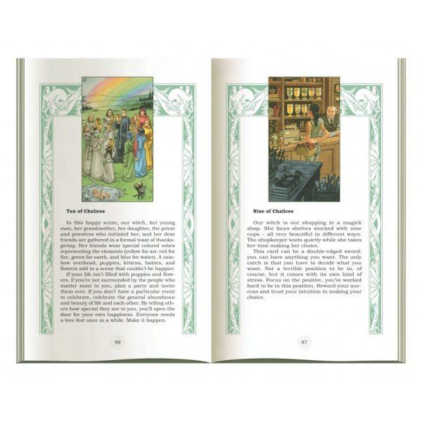 Pagan Tarot - Bookset Edition