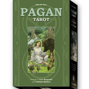 Pagan Tarot - Bookset Edition