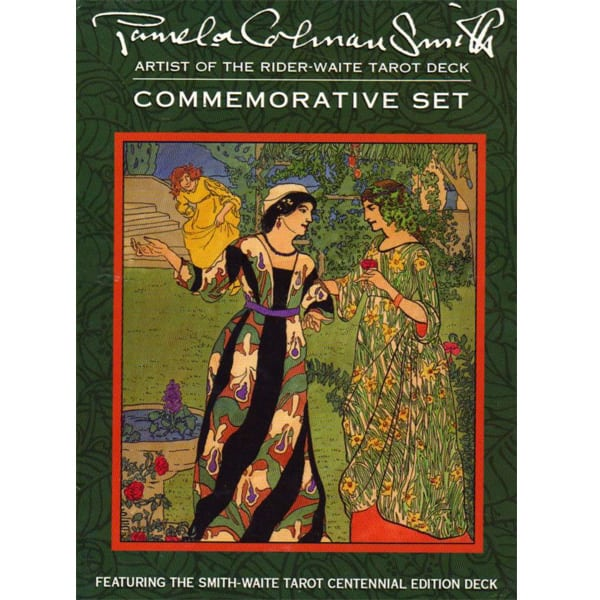 Pamela Colman Smith Commemorative - Bookset Edition