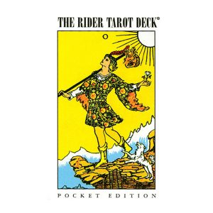 Rider-Waite Tarot - Pocket Edition