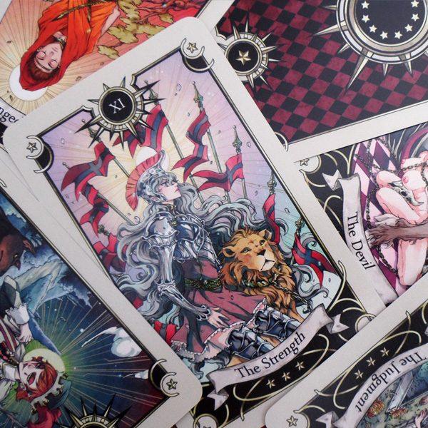 Poisoncage Tarot