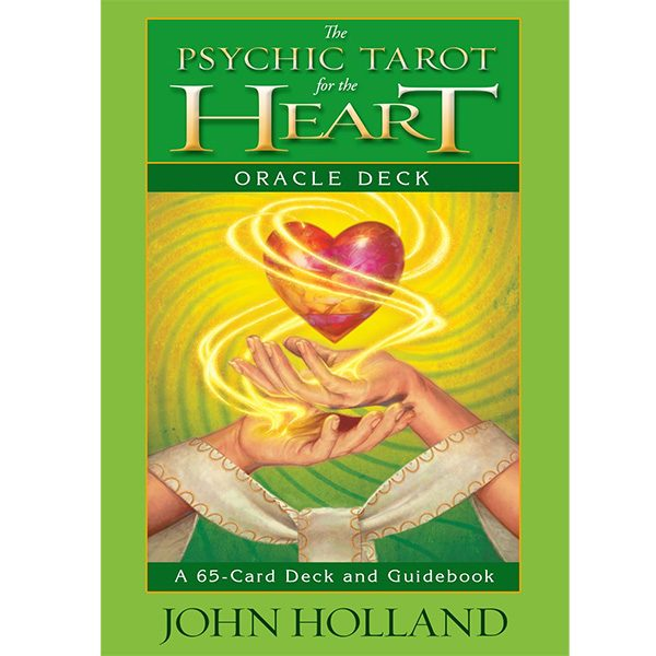 Psychic Tarot for the Heart Oracle Deck