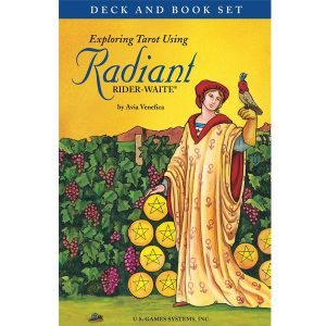 Radiant Rider-Waite Tarot - Bookset Edition