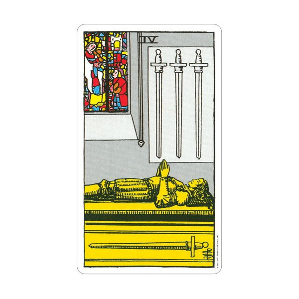 Rider-Waite Tarot - Miniature Edition